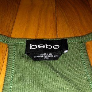 bebe Tops - Bebe Tank - Medium